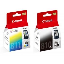 Terima Tinta Baru Canon 810 / 811