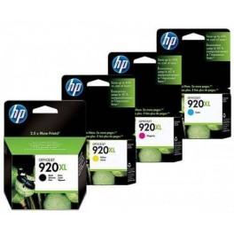 Terima Tinta Baru HP 920 Color