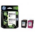 Terima Tinta Baru HP 802